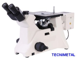 Microscopio metalografico MM-600 normal