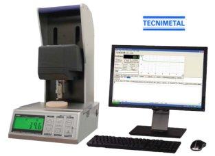 microdurometro para siliconas plasticos polimeros