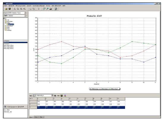 software para durometro potatil vickers ultramatic