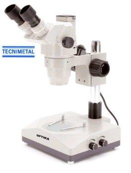 microscopio estereoscopico trinocular SZR-10 Optika